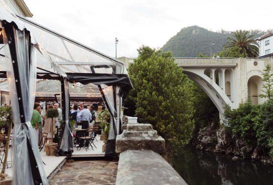 Fiesta Preboda en Puente Viesgo