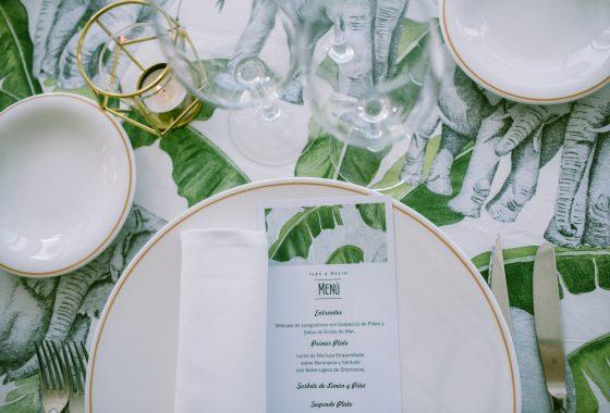 Personaliza la decoración de tu boda