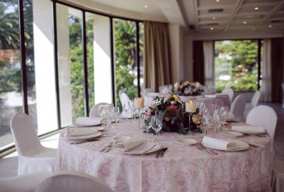 Salón de bodas en Cantabria